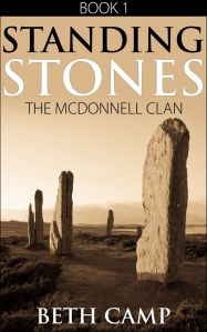 Standing Stones cover